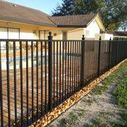 First Class Fence Rail