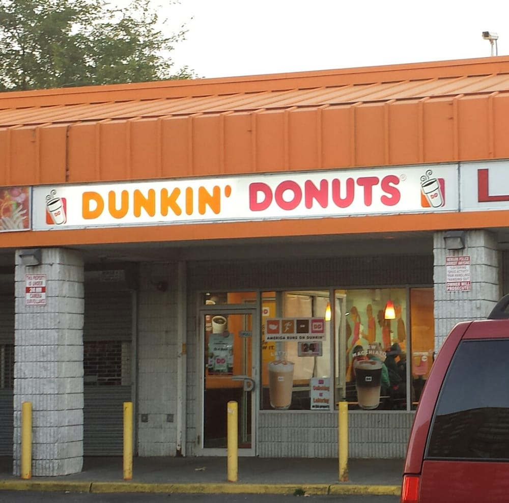 Dunkin Donuts Store Front