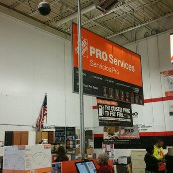 Photo Of The Home Depot Oak Lawn Il United States Contractors Desk