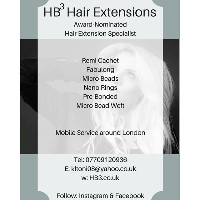 Hb3 Hair Extensions Hair Extensions Totterdown St Tooting