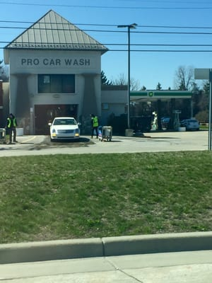 Pro car wash 3785 rochester rd troy mi unknown mapquest solutioingenieria Images