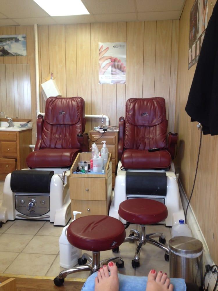 Angel Nails: 1429 Gilmore Ave, Winona, MN