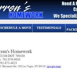 Homework help las vegas