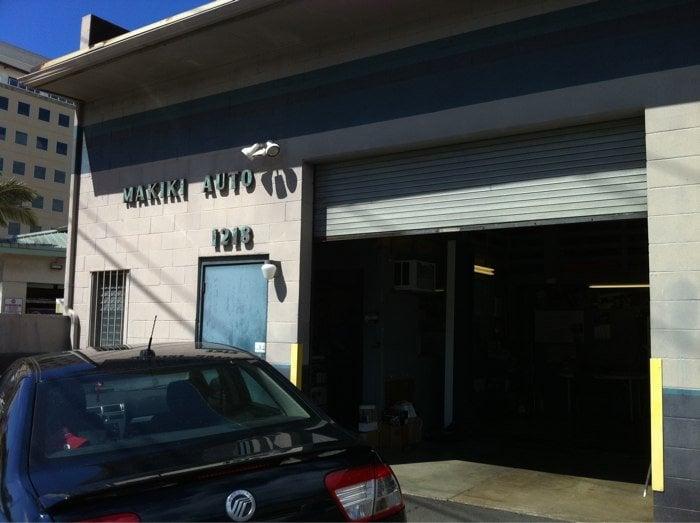 Makiki Auto Repair
