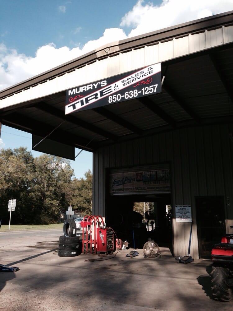 Murry's Tire Store: 615 Main St, Chipley, FL