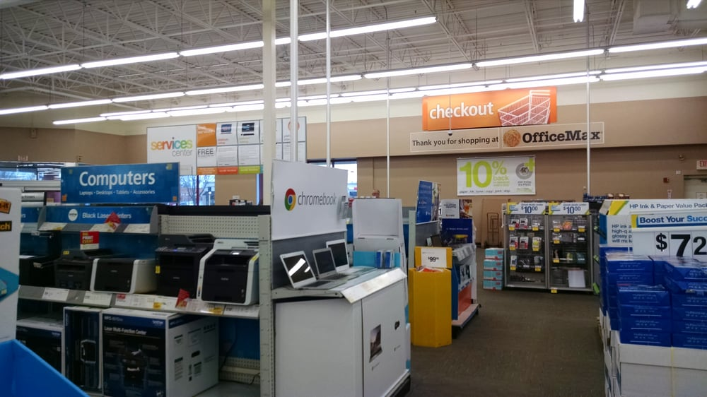 Officemax: 7361 153rd St W, Apple Valley, MN