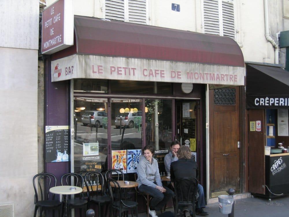 Caf Ef Bf Bd Rue Joseph De Maistre Paris
