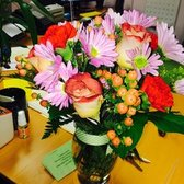 Photo of Flower Shop of Wallingford - Wallingford, CT, United States. Actual bouquet