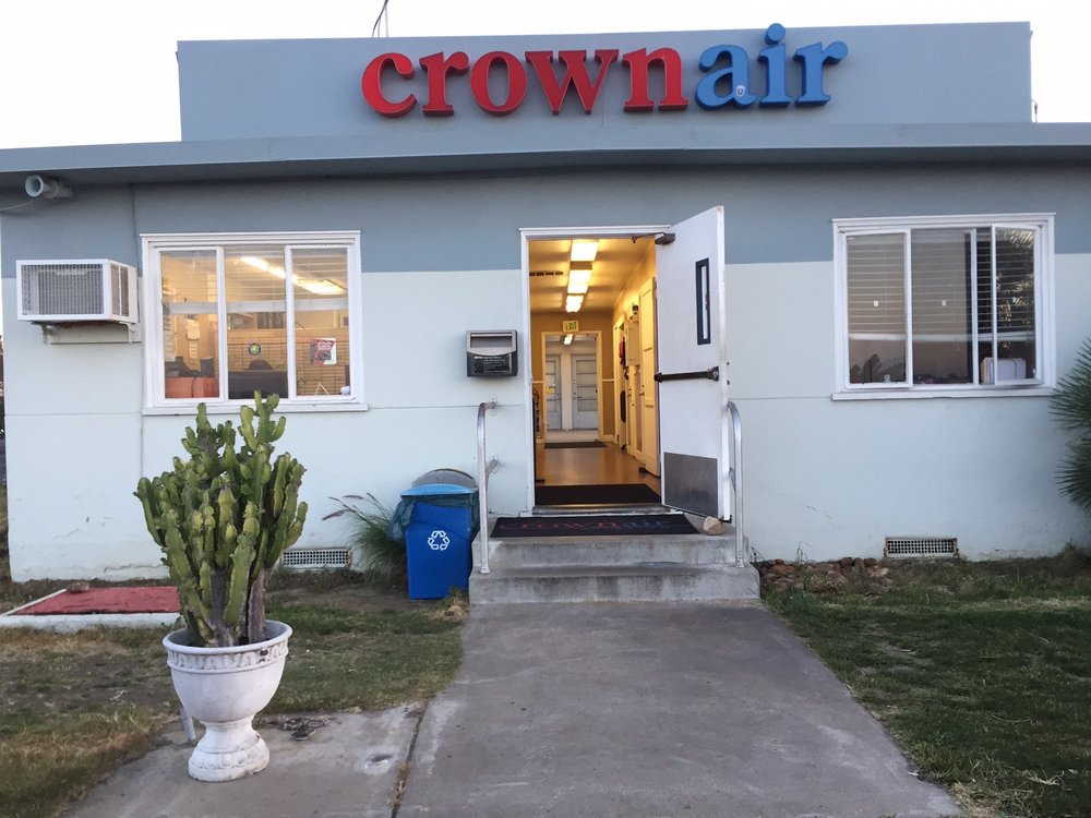 Crownair Aviation: 3753 John J Montgomery Dr, San Diego, CA