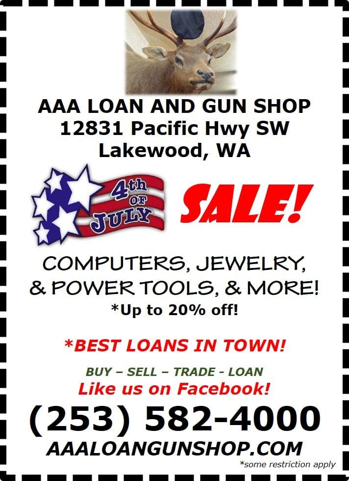 AAA Loans & Gun Shop
