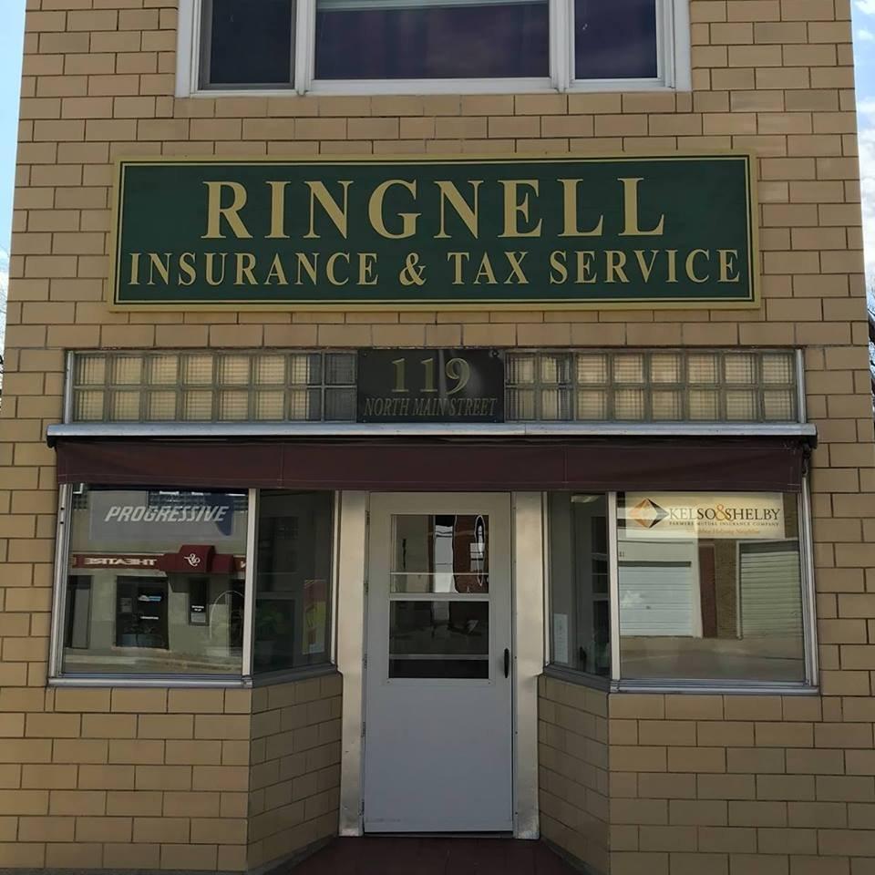 Ringnell Insurance Service LLP: 119 N Main St, Sherburn, MN