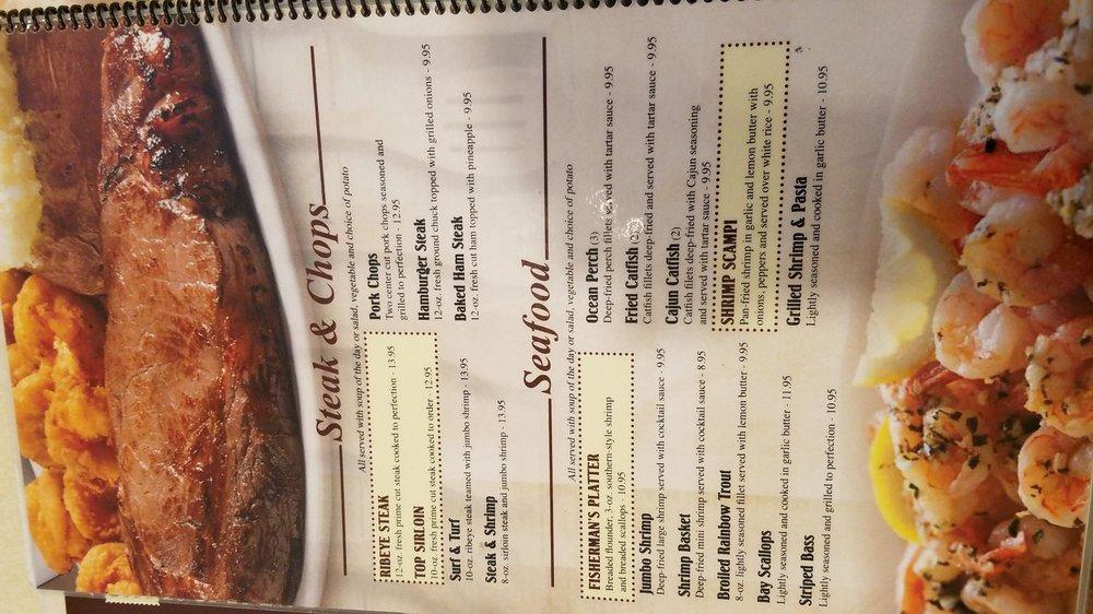 Crossroads Family Restaurant: 606 S Coucil St, Attica, IN