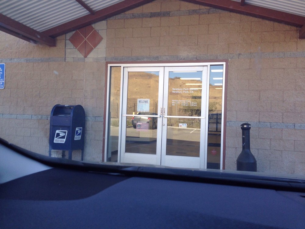 US Post Office: 3401 Grande Vista Dr, Newbury Park, CA