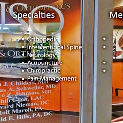 University Spine & Orthopedics - Neurologist - 900 E