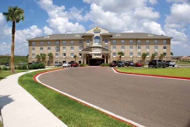 Holiday Inn Express & Suites Laredo-Event Center Area: 7223 Bob Bullock Lp, Laredo, TX