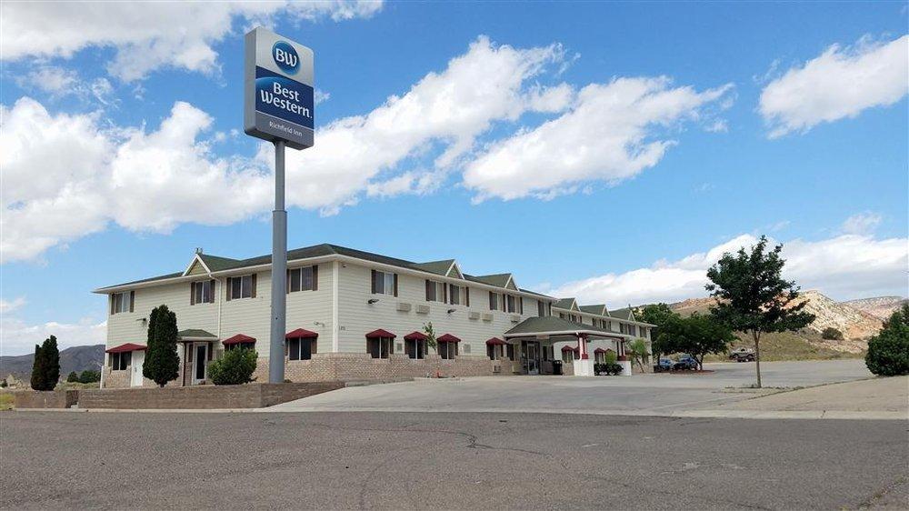 Best Western Richfield Inn: 1275 N Main St, Richfield, UT