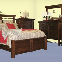 Photo Of Martinu0027s Mitrebox   Parry Sound, ON, Canada. Solid Wood Bedrooms  That