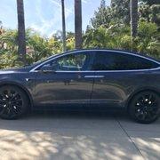Tesla van nuys