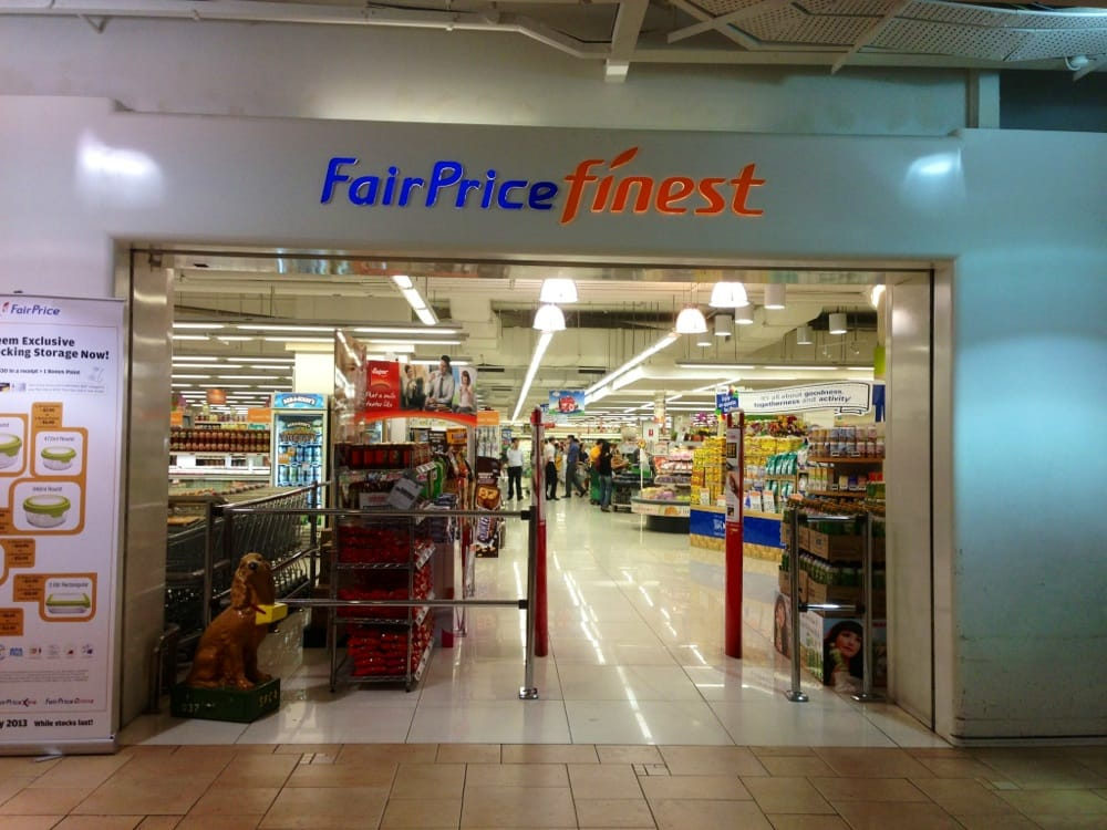 Fairprice Finest - Thomson Plaza