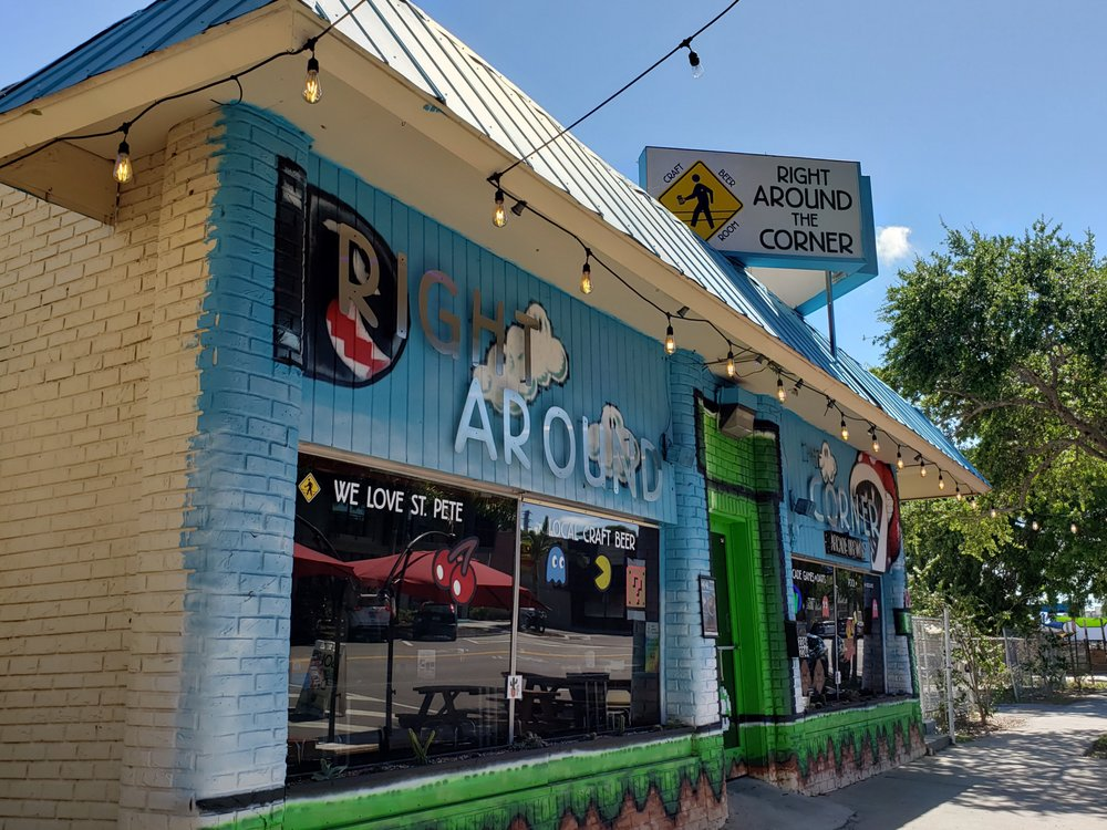 Social Spots from Right Around the Corner - Arcade Brewery