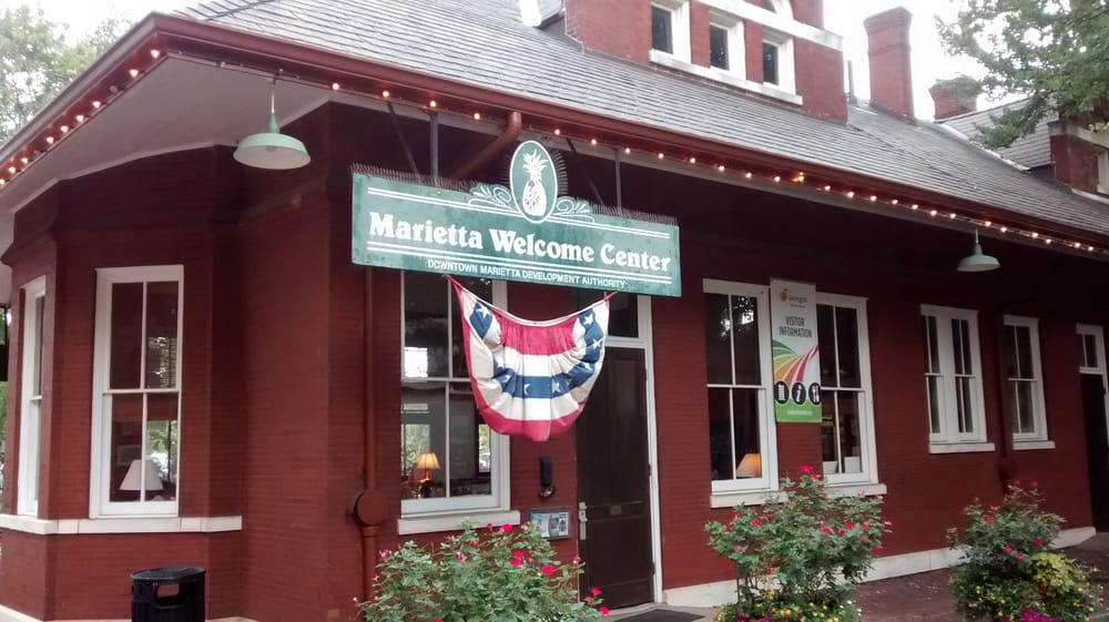 Marietta Welcome Center: 4 Depot St NE, Marietta, GA