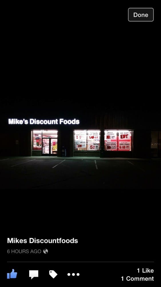 Mikes Discount Foods: 516 E River Rd, Anoka, MN