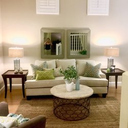 Beau Photo Of Sunny And Chair Interiors   Brentwood, CA, United States. Vacant  Staging