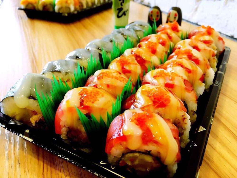 Ninja Steak & Sushi house: 1410 E 23rd St, Fremont, NE