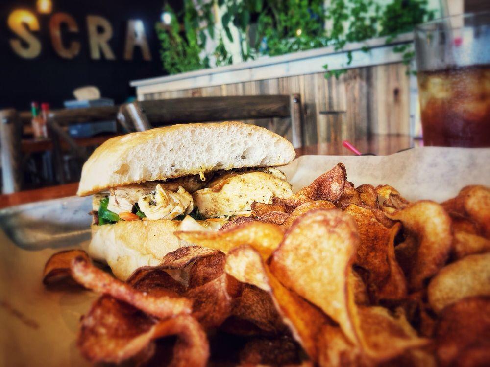 Scratch Sandwich Company: 1713 E Del Mar Blvd, Laredo, TX