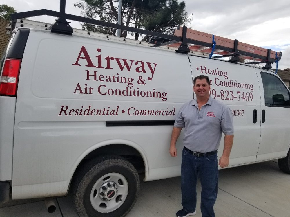 Airway Heating And Air Conditioning: Manteca, CA