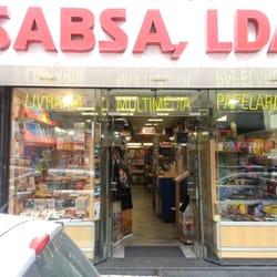925ff21bb65c7 ISABSA - Livrarias - Rua Morais Soares, 69-A B, Olaias, Lisboa ...