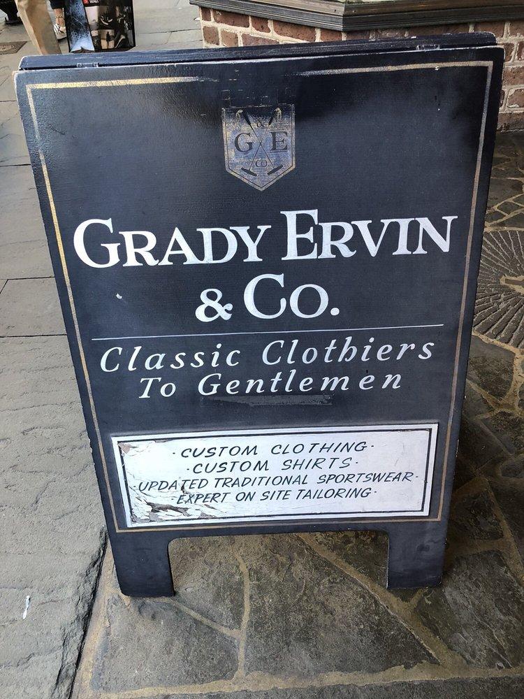 Grady Ervin & Company