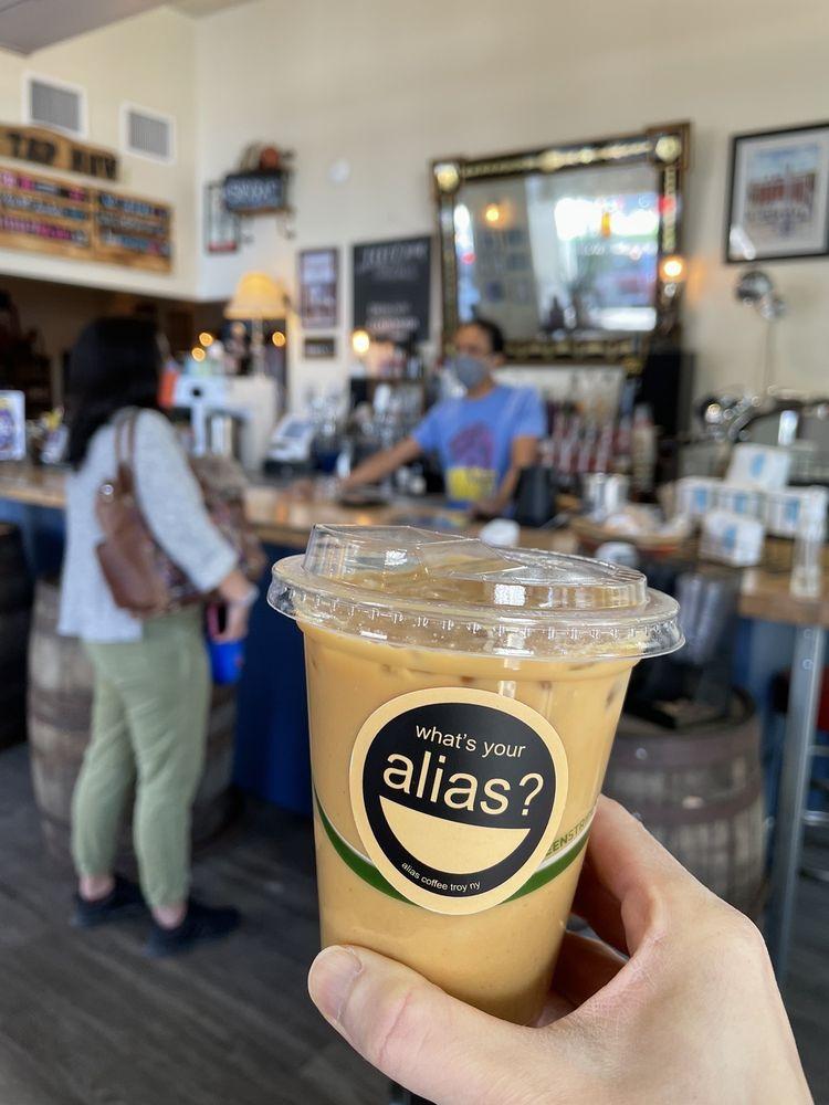 Alias Coffee: 200 Broadway, Troy, NY