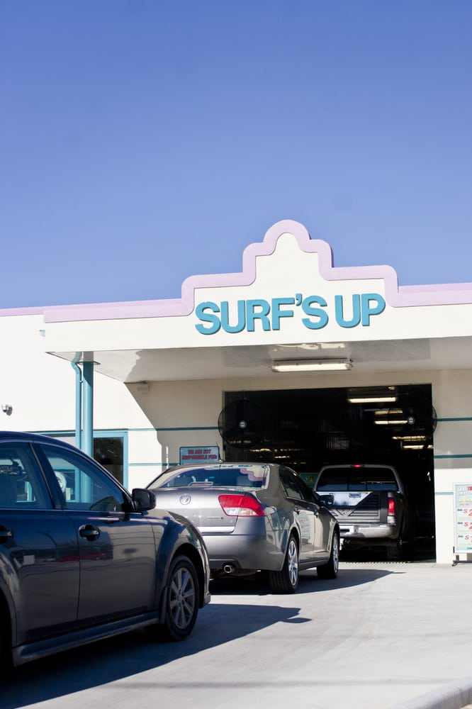 Surf's Up Car Wash: 2575 Guthrie St NW, Cleveland, TN