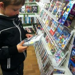 gamestop frederikshavn åbningstider