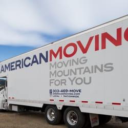 Photo Of American Moving U0026 Storage   Broomfield, CO, United States