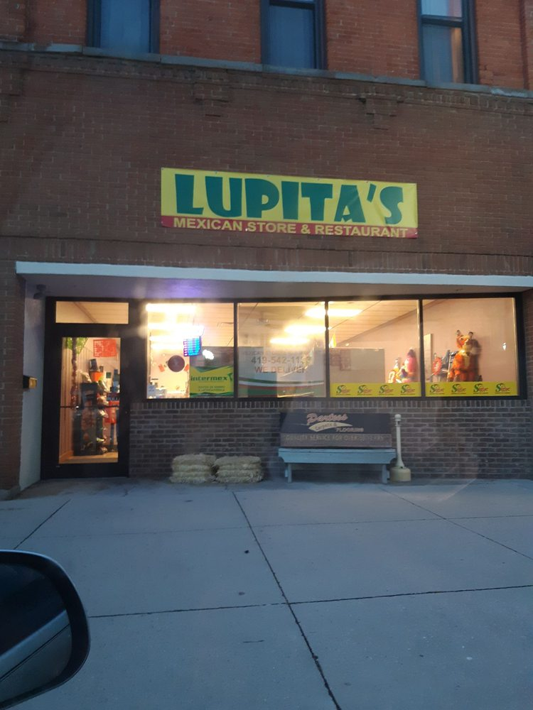 Lupita's Mexican Store & Restaurant: 107 E High St, Hicksville, OH