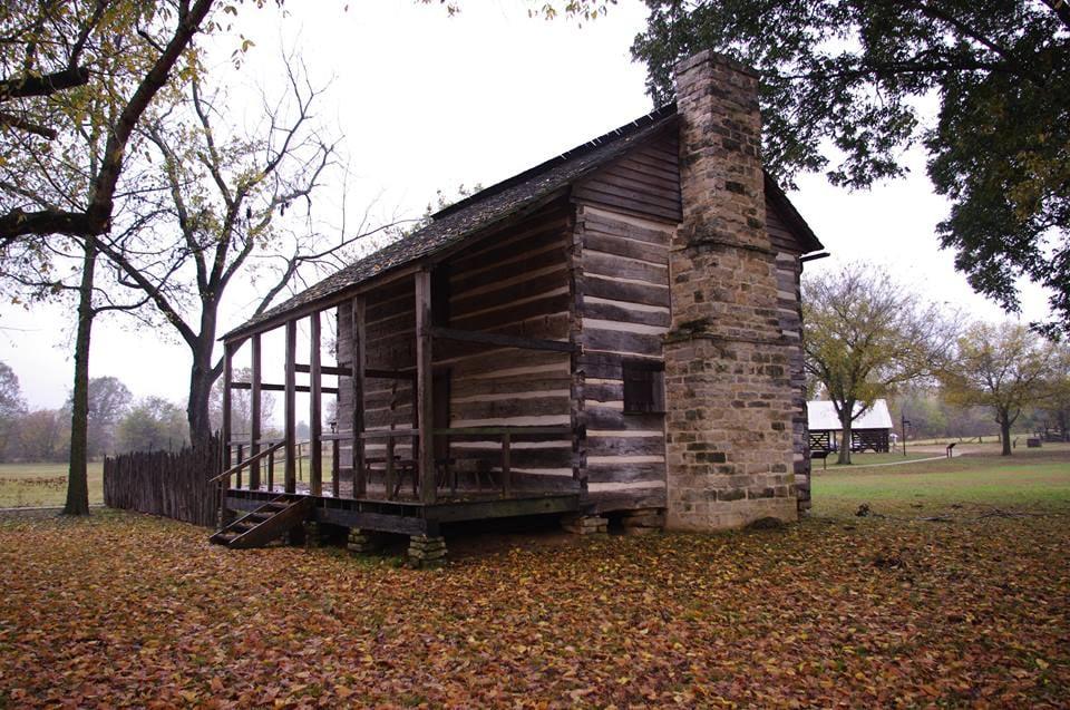 Rice-Upshaw House: 4600 Hwy 93, Dalton, AR