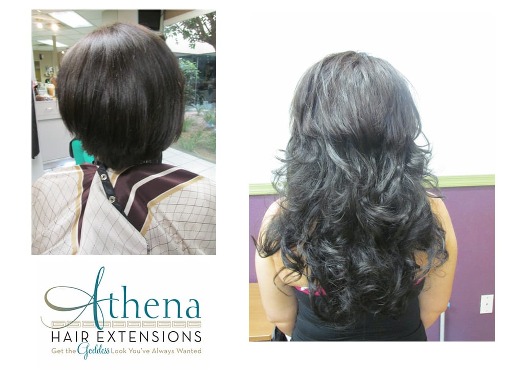 Photos For Athena Hair Extensions Yelp
