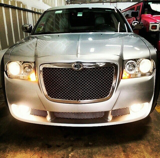 "Our Chrysler 300 Limo ""Bentley Style"""