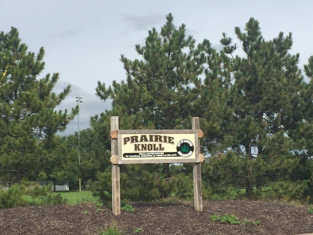 Prairie Knoll Park: 14800 Prairie Rd NW, Andover, MN