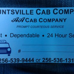Huntsville cab company 10 reviews taxis 3401 8th ave sw photo of huntsville cab company huntsville al united states our business cards colourmoves