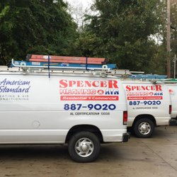 Spencer Heating And Air Heating Air Conditioning Hvac 303