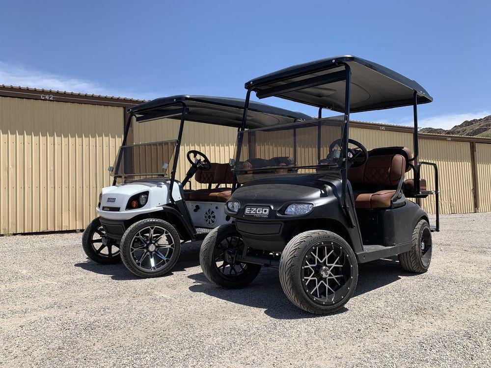 Laguna Golf Carts: 23172 Alcalde Dr, Laguna Hills, CA
