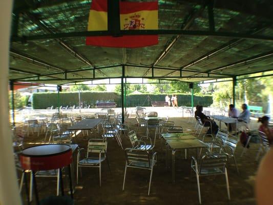Bar Piscina Municipal De Segurilla - Steakhouses - Carretera