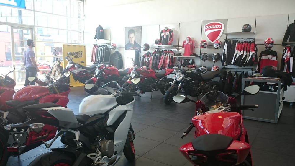 Ducati Seattle - 35 Photos & 58 Reviews - Motorcycle Dealers