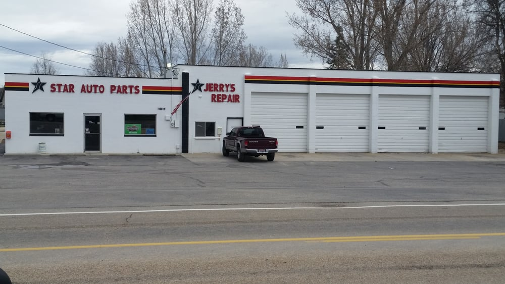 Star Auto Parts >> Jerry S Repair Star Auto Parts Gift Card Star Id Giftly
