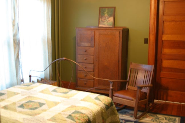 Delano Bed & Breakfast: 305 S Elizabeth St, Wichita, KS