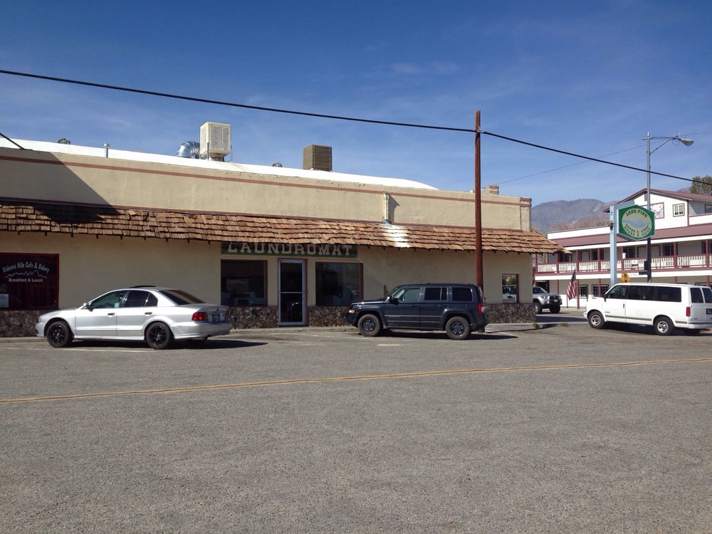Lone Pine laundromat: 105 W Post St, Lone Pine, CA