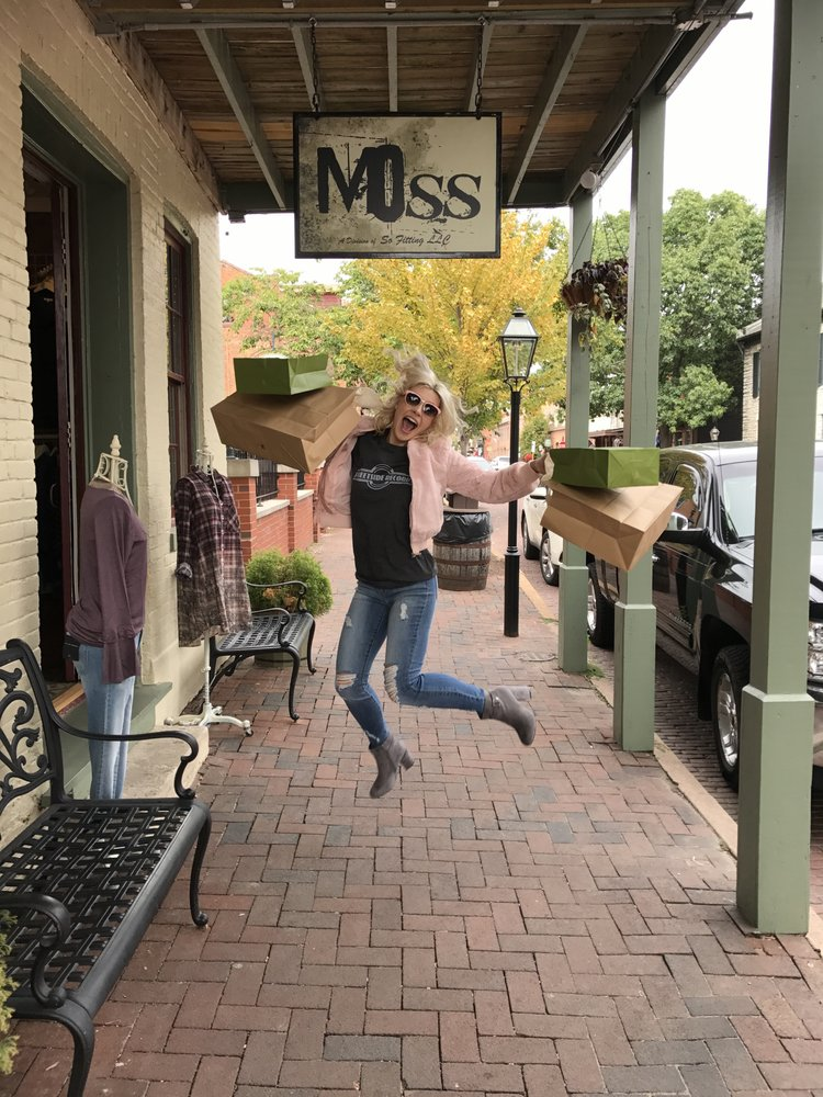 MOss Boutique: 329 S Main St, St Charles, MO